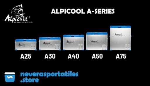 alpicool a25