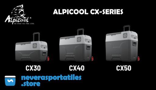 alpicool cx series