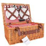 cesta para picnic Amazon