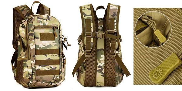 mochila militar camuflaje ucp
